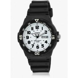 Casio Enticer Men's Mrw-200H-7Bvdf Black/White Analog Watch