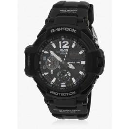 Casio G-Shock Ga-1100-1Adr BlackBlack Analog & Digital Watch