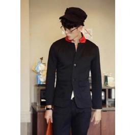 Special Collar Men Jacket / Sweater