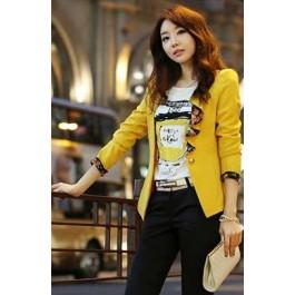 Stylish Yellow Jacket