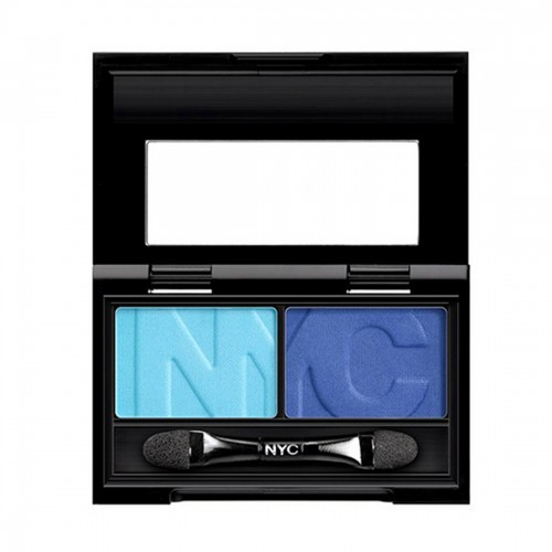 N.Y.C. City Duet Eye Shadow (Yankee Blues-813)