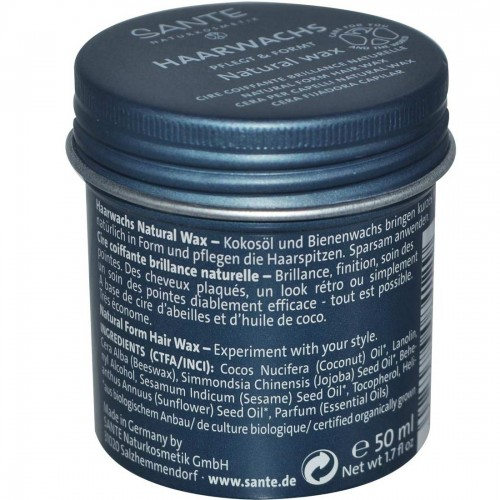 Sante Natural Form Hair Wax