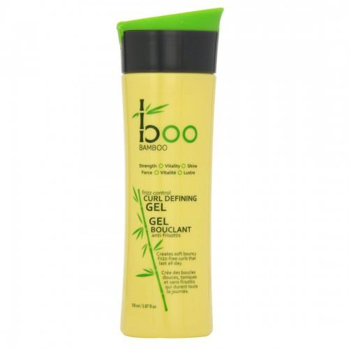 Boo Bamboo Frizz Control Curl Defining Gel