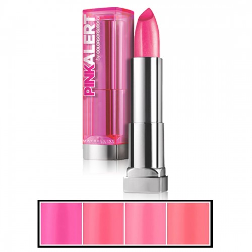 Maybelline Pink Alert By Color Sensational Lipstick