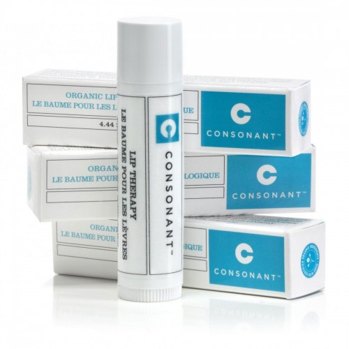 Consonant Organic Lip Conditioner. Unscented 4 ml