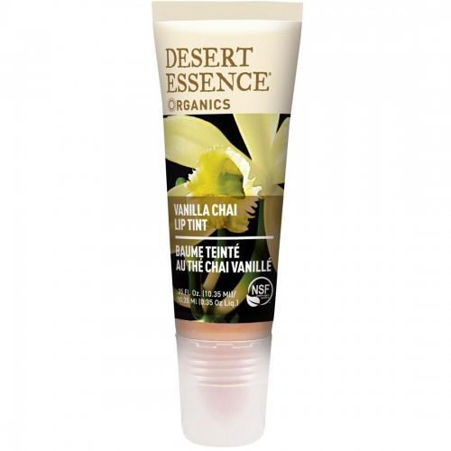 Desert Essence Organics Vanilla Chai Lip Tint. 10.35 mL