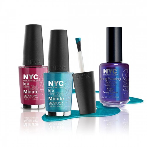 N.Y.C In a New York Color Minute Quick Dry Nail Polish
