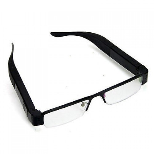 High Definition DVR Spy Eyeglasses