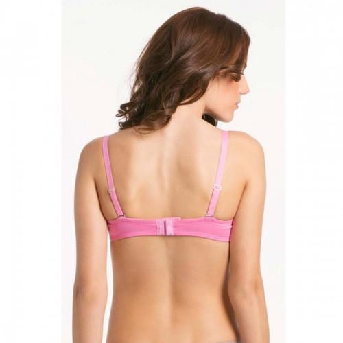 Enamor Pink Convertible Bra