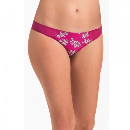 Prettysecrets Magenta Floral Bikini