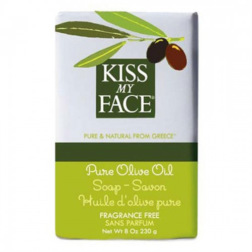 Kiss My Face Olive Soap