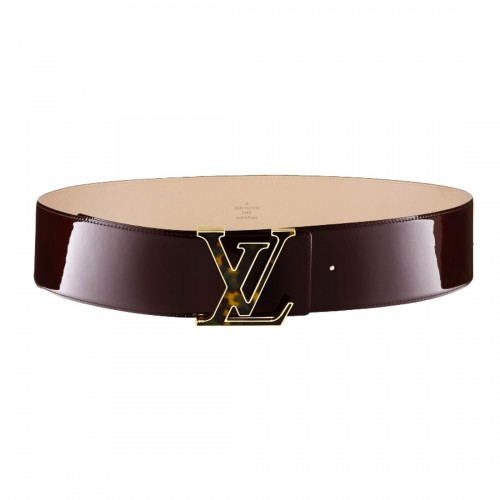 LV Initiales Vernis Belt, France