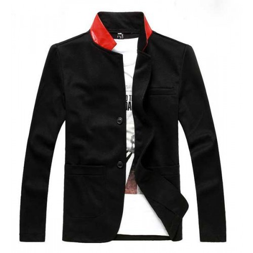 Special Collar Men Jacket / Sweater
