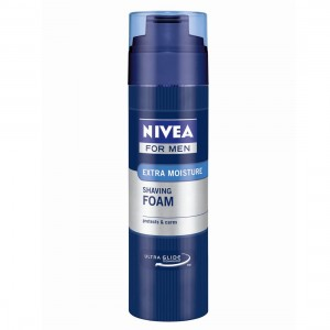 Nivea for Men Moisturizing Shaving Foam