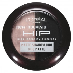 L'Oreal Paris HiP Matte Shadow Duo (Dashing 1 Duo)