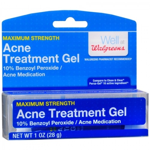 Acne Treatment Gel