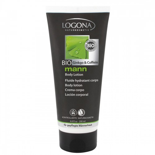 Logona Mann Face and Body Lotion