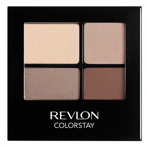 Revlon Colorstay 16 Hour Eye Shadow (Addictive Eyeshadow Quad)