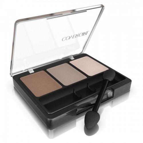 CoverGirl Eye Enhancers 3-Kit Shadows (Smoke Alarm)