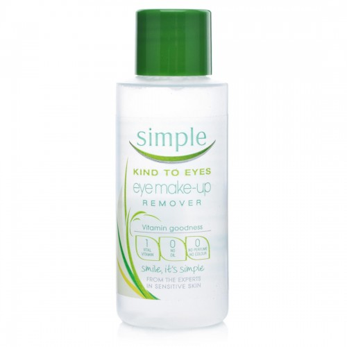 New Simple Eye Makeup Remover