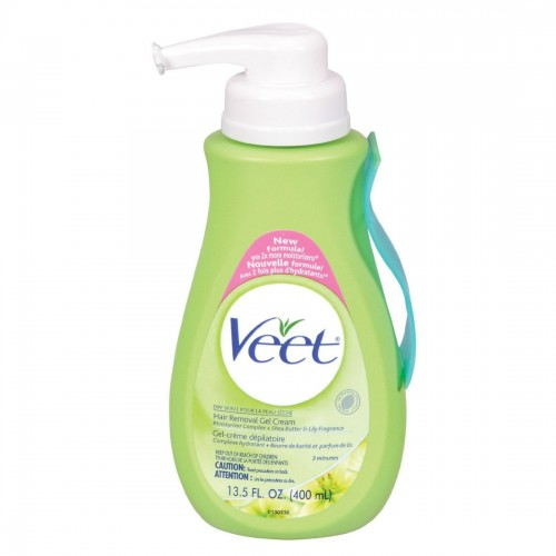 Veet Hair Removal Gel Cream Pump