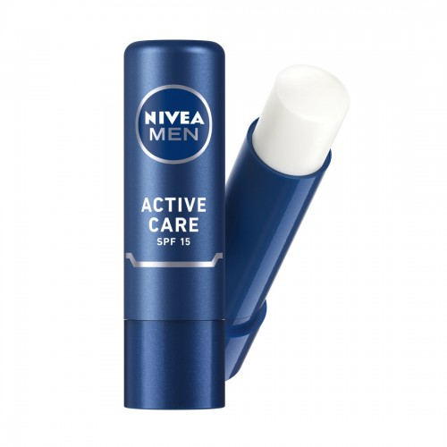 Nivea Active Care Lip Balm for Men