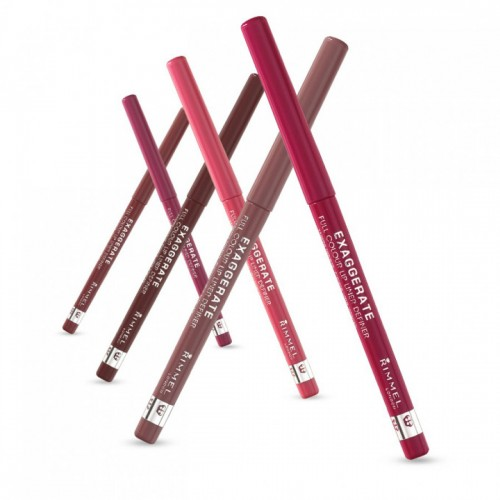 Rimmel London Exaggerate Lip Liner