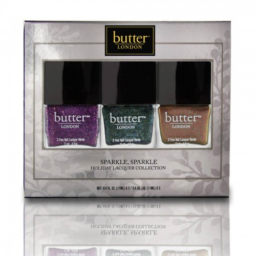 Butter LONDON Glitter Trio