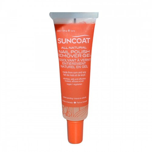 Suncoat Nail Polish Remover Gel