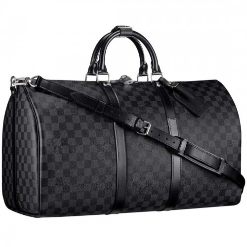 Stylish LV Travel Bag, France