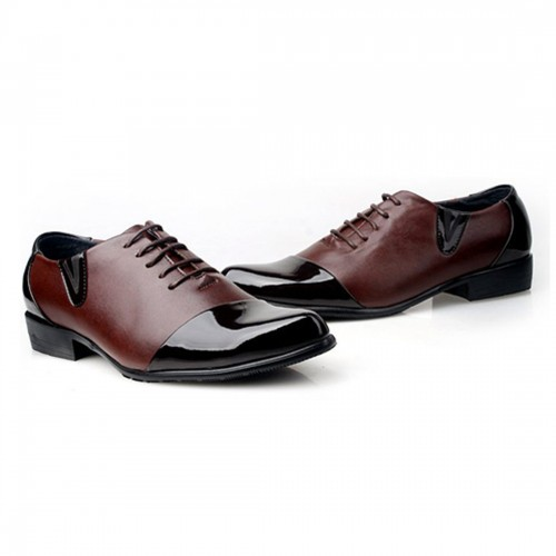 Full Leather Men Shoes Wedding