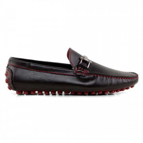 TOMAZ Leather Loafers