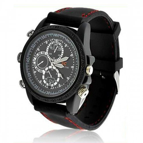 High Definition SPY Video Hidden Camera Watch